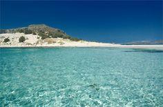 Elafonisos - Grecia