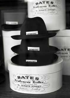 The Bates Gentleman Hatter of London