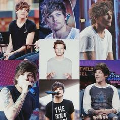 Louis collage