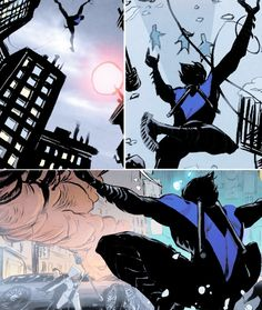 Those who wander are not lost, Search results for: nightwing