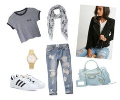 """""""#Sassy"""" by fashionkid-1 on Polyvore featuring adidas, Balenciaga, Alexander McQueen, Abercrombie & Fitch and Marc by Marc Jacobs"""