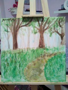 Toto som maľovala*