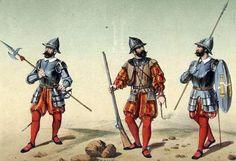 Tercios de Flandes - curiosidades históricas