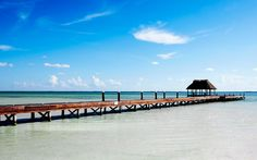Isla Holbox: This island off the Yucatan Peninsula may be tiny, but it's slowly gaining traction. The entire island is essentially one unnamed beach, with hotels lining the sand, and has been called the next Tulum for a good reason: nothing is fast-paced here.