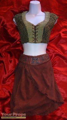 Xena  Warrior Princess (TV) (1995) movie costume Gabrielles Season 2 Costume