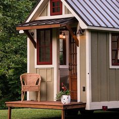 Tuff Shed Cabin With Porch 20 X 20 Guest House