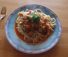 Spaghetti mit Meeresfrüchten (Rezept mit Bild) von liwanze | Chefkoch.de