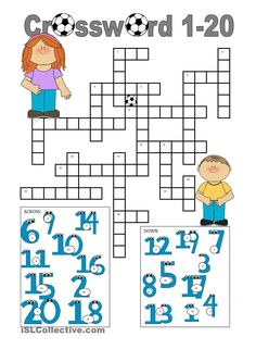 Crossword method for Learning Vocabulary - Learn Languages ...