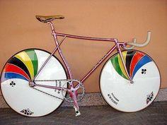 More TT bikes: Colnago pista a1