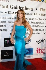 Jane Seymour 2009  See more hairstyles for Women over 45 http://stillblondeafteralltheseyears.com/category/hairstyles-for-women-over-45/   #Hairstyles #HairstylesWomenover45 #Womenover45