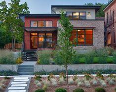 Картинки по запросу brick and glass combination architecture Sustainable Architecture, Residential Architecture, Sustainable Design, Architecture Design, Sustainable Houses, Architecture Portfolio, Salt Lake City, Passive Design, Energy Efficient Homes
