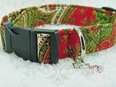 http://tophatter.com/auctions/6659/standby   dress up your dog with one of these festive collars.