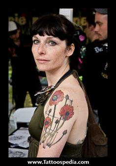 Art%20Nouveau%20Tattoo%20Flowers%201 Art Nouveau Tattoo Flowers