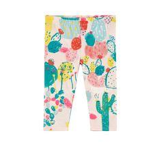 Printed leggings - 154145