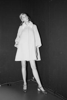 Serena Whitehaven - Elsie - Backstage
