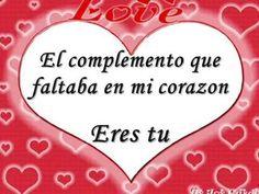 Frases De Amor Cortas Y Bonitas Para Enamorar - YouTube
