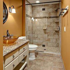 8 X 12 Foot Master Bathroom Floor Plans Walk In Shower  Possible Classy 5 X 8 Bathroom Design Inspiration