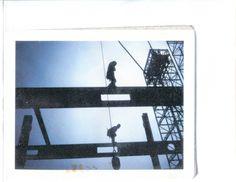 1973-8, Harris Trust job. Top Mickey Zirngibl, Bott. Kenny S