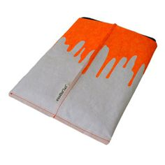 Porta Tablet Orange Fluo, $15, now featured on Fab.