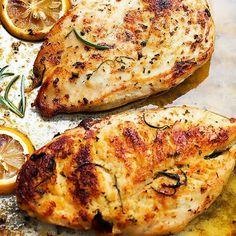 Baked Lemon Chicken - Redbook.com