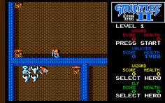 Gauntlet II (Commodore Amiga)