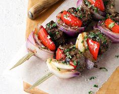 Recipe | Coriander-Spiced Kebabs