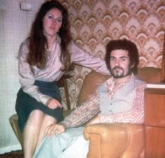The Ripper Peter Sutcliffe and his wife Sonia: His murder spree had gripped not only the north of England, but the world
