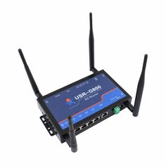 Industrial 4g Lte Wireless Router Td Lte And Fdd Lte Network Usr G800 42