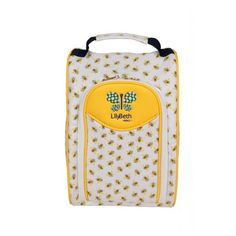 Best Golf Bags | LilyBeth GOLF Shoe Bag Yellow Bumble Bee ** Be sure to check out this awesome product. Note:It is Affiliate Link to Amazon.