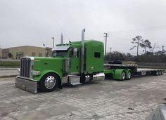 Peterbilt 389, Peterbilt Trucks, Semi Trucks, Big Trucks, Logging Equipment, Heavy Construction Equipment, Hunting Rifles, Tow Truck, Buses