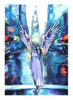 """City of Angels"" by Amy C Nicholls"