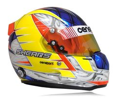 Stilo ST4 F 8860 C.Shears 2013 by Censport Graphics