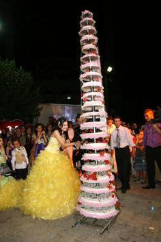 Turkish Wedding Cake