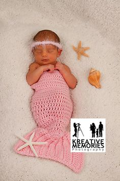 Ravelry: Project Gallery for Mermaid Tail Prop (Newborn, 3m, 6m, 12m) pattern by Salena Baca