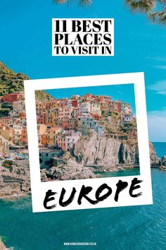 11 very best places to visit in europe путешествия путешеств Best Places In Europe, Best Places To Travel, Best Cities, Cool Places To Visit, Places To Go, Spain Travel, Greece Travel, Travel Europe, Europe Europe