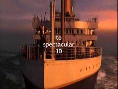 Titanic '3D' - Trailer 2012