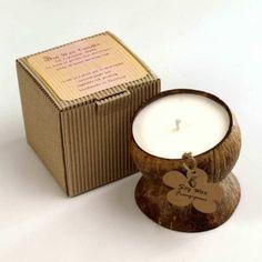 manteca de coco en velas - de búsqueda