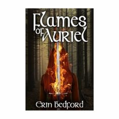 1st Prize: Signed Copy of Flames of Auriel -  2nd Prize: $5 Amazon Gift Card