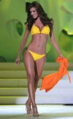 Vanessa Goncalves. Miss Venezuela 2010