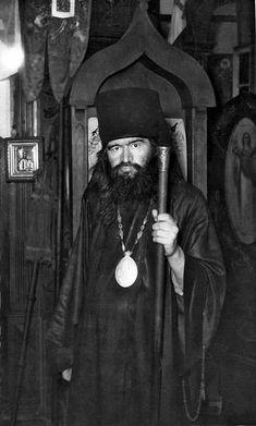 Св. прп. Иоанн Шанхайский. Отче, моли Бога о нас!