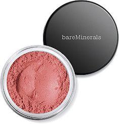 BareMinerals Blush Beauty.  My fav blush color.