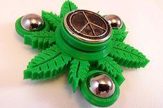 Peace 420 Hand Spinner 420 Fidget Spinner Fidget Toy EDC