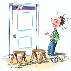Best list of home DIY goofs - advice on what NOT to do. Learn from the mistakes of others!