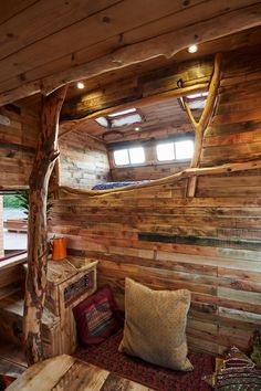 Tiny house on wheels by HouseBox