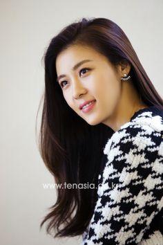 2015.01, tenasia, 하지원 - Ha Ji Won