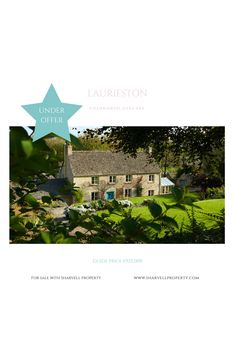 Laurieston, Chedworth now Under Offer. A stunning house in the heart of Chedworth.