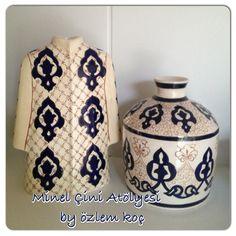 Ottoman robe by özlem koc