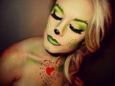 Grinch ! Makeup