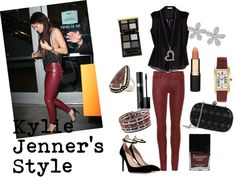 """""""Kylie Jenner's Style :)"""" by kaitlynz253 ❤ liked on Polyvore"""