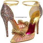 Preciosos Zapatos de Tacón para Fiestas